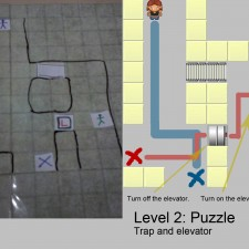 Game - Level prototype