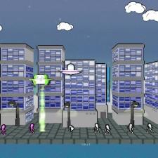 Global Game Jam 2011 - Alien Zoekt Vrouw