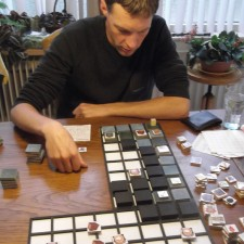 Playtester creates a level